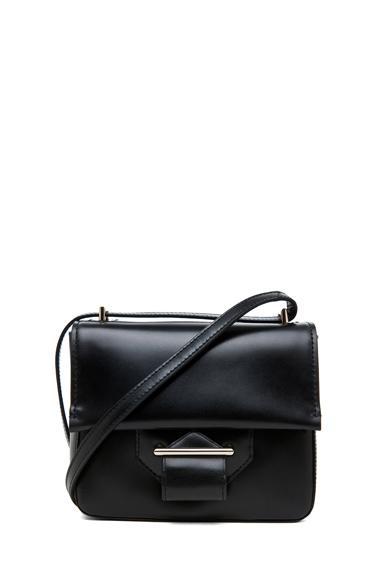 Reed Krakoff  Standard Mini Shoulder Bag in Black