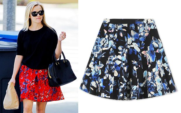 Get Reese Witherspoon's Feminine, Floral Look