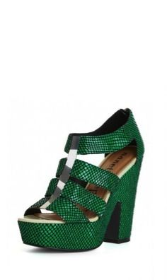 Nanette Lepore  Addicted To You Heel Heels