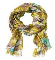 Banana Republic Banana Republic Monica Tropical Scarf