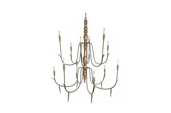 Perch Home Chateau Chandelier