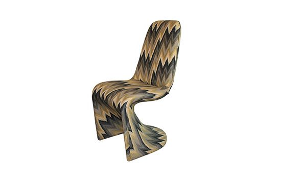 Malachite Home Vintage Panton Chairs