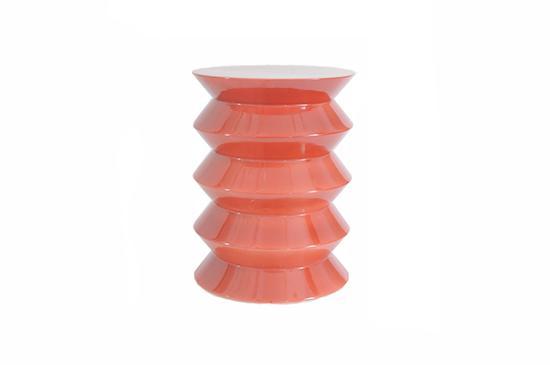 Taigan Porcelain Table/ Stool