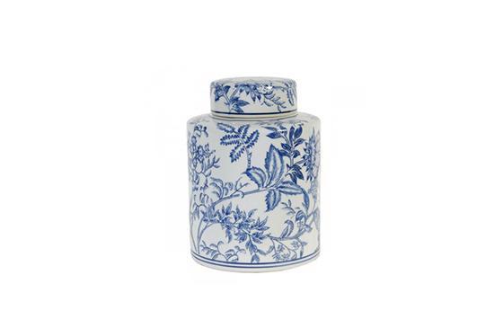 Furbish Studio Floral Petite Jar