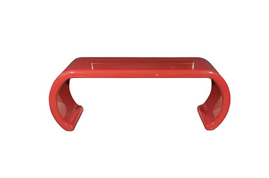 1stdibs Lacquered Console Table