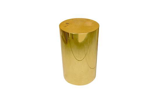1stdibs Brass Column by Curtis Jere