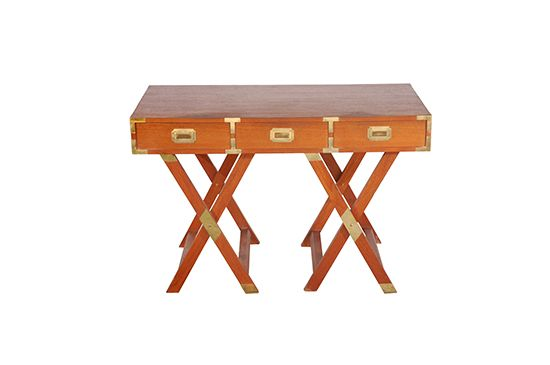 1stdibs Campaign Style Desk