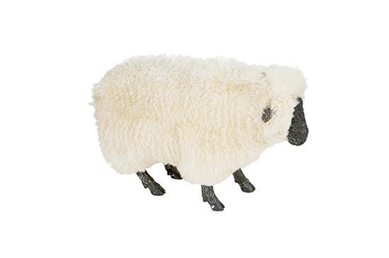 1stdibs Vintage Sheep Sculpture