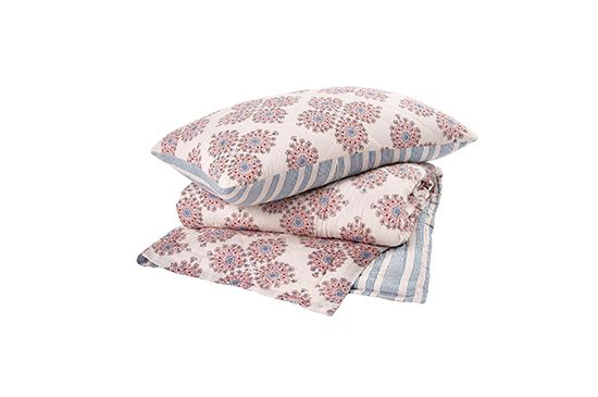 John Robshaw Periwinkle Quilt, From $325