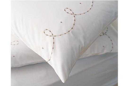 Bloomingdale's Pearls Pillow, Barbara Barry