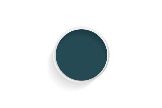 Benjamin Moore  River Blue #2057-10