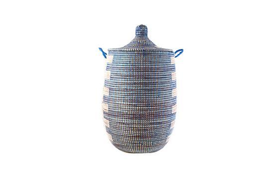 Connected Goods  African Basket Hamper
