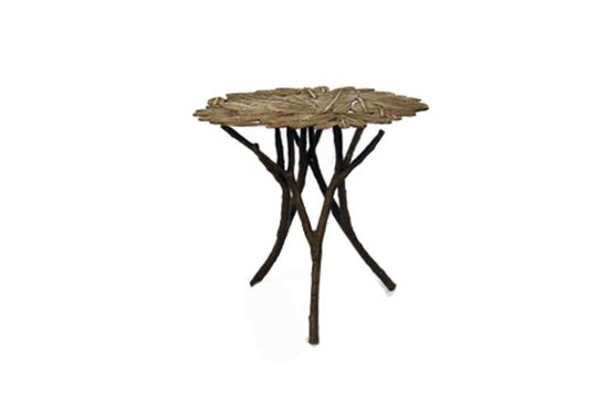 C.S. Post & Co.  Baum Side Table