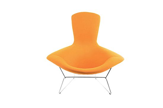 Project Decor  Bird Lounge Chair by Bertoia