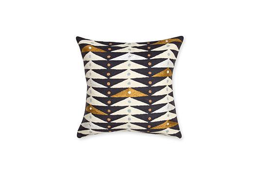 Jonathan Adler Brasilia Triangles Pillow