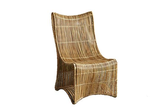 Neiman Marcus  Eco-Logic Woven Chair