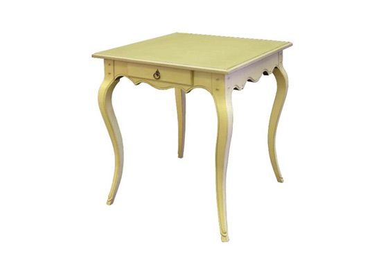 The Well Appointed House Table with One Drawer