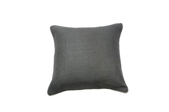 Pure Home Le Textures Steel Pillow