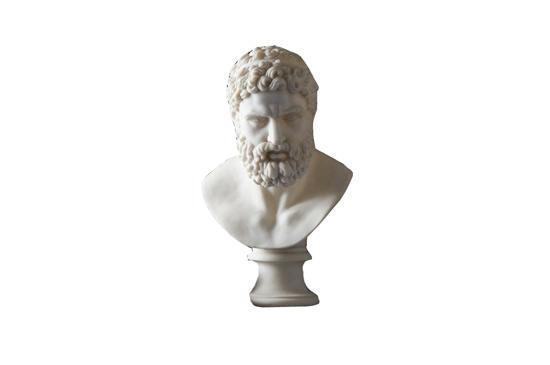 Arcadian Home Poseidon Bust Statue
