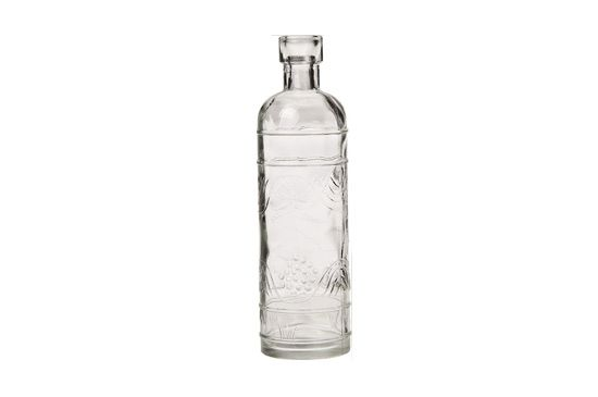 Luna Bazzar Small Vintage Glass Bottle