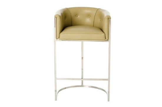 Clayton Grey Home Calvin High Barstool, Arteriors Home