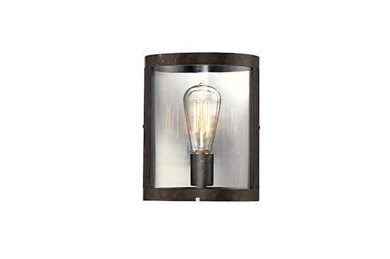 Euro Style Lighting Edison Bulb Sconce