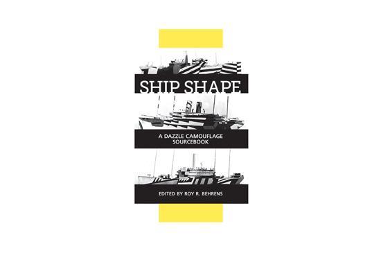 Amazon Ship Shape, a Dazzle Camouflage Sourcebook