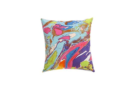 Urban Outfitters Magical Thinking Marbled Pillow