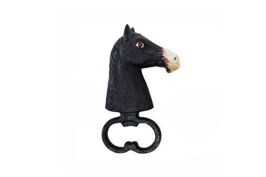 Wayfair  Horse Head Cast Iron Bottle Opener