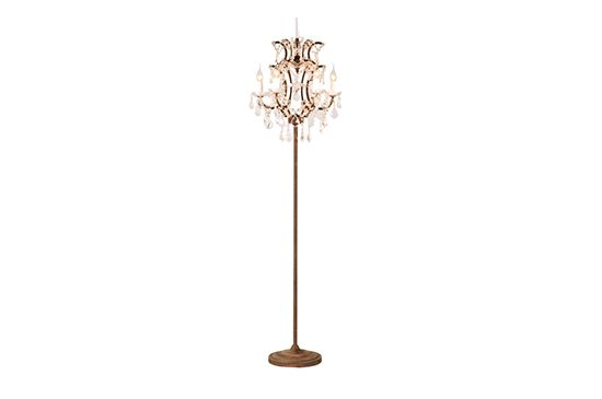 ABC Carpet & Home  Crystal Floor Lamp, Timothy Oulton
