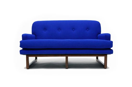 All Modern  The Other Melinda Settee