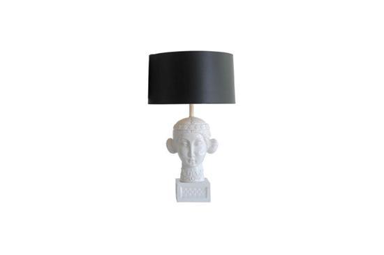 Lum Lady Buns Lamp