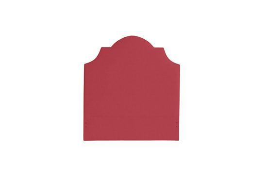 Ballard Designs Kate Upholstered Headboard in Microfiber Fuschia, from $549