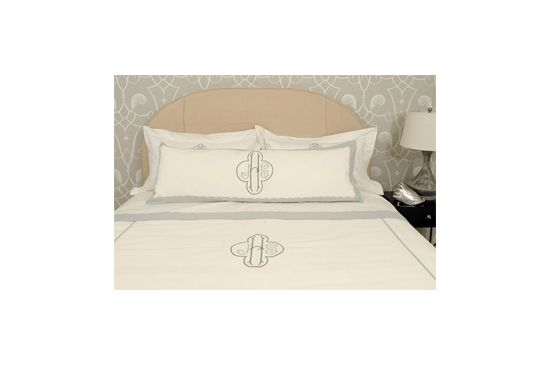 Leontine Linens Penelope and Cybil Cuff Bedding, from $370
