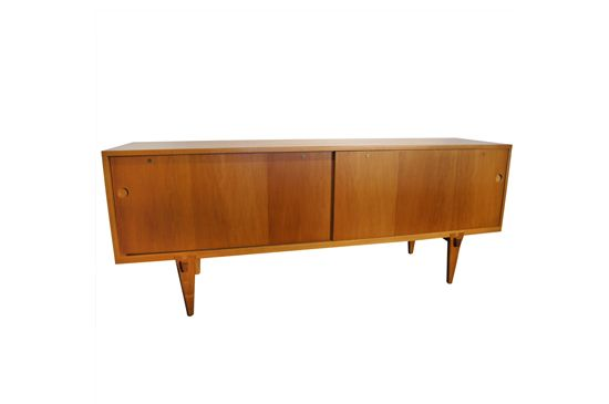1st Dibs Oak Sideboard by Hans Wagne