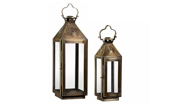 Pottery Barn Fez Star Lanterns , from $59