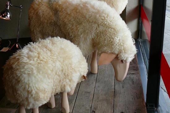 14 Feet Stefan Koch Sheep