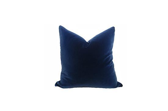 Etsy Belgium Cotton Velvet Pillow