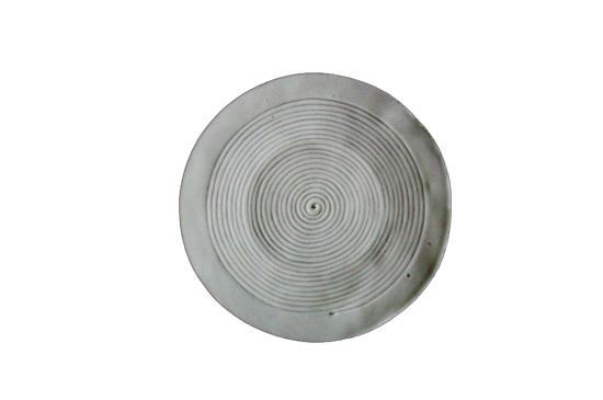 Astier de la Villate Spirale Plate, price upon request