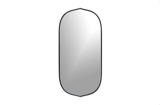 Crate & Barrel Penarth Indigo Wall Mirror