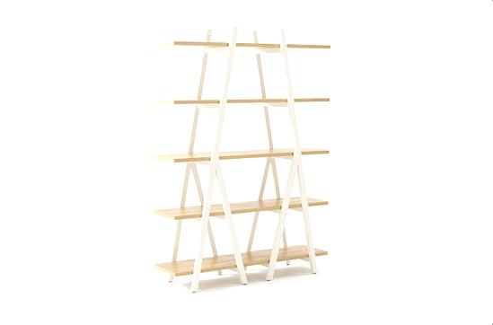West Elm Ladder Bookshelf