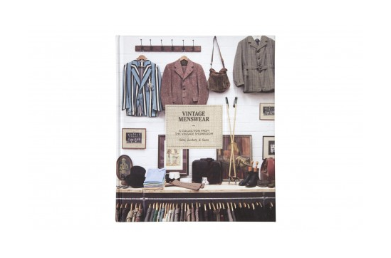 Amazon Vintage Menswear: A Collection from the Vintage Showroom by Josh Sims