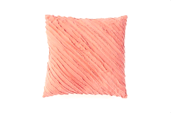 Urban Outfitters Diagonal Frayed Pillow