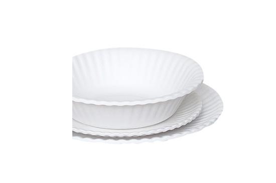 C.S. Post & Co. Melamine Dinnerwear, from $9