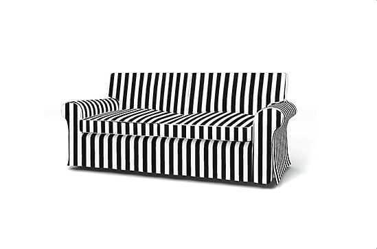 Bemz Ektorp Two Seater Sofa Bed Cover
