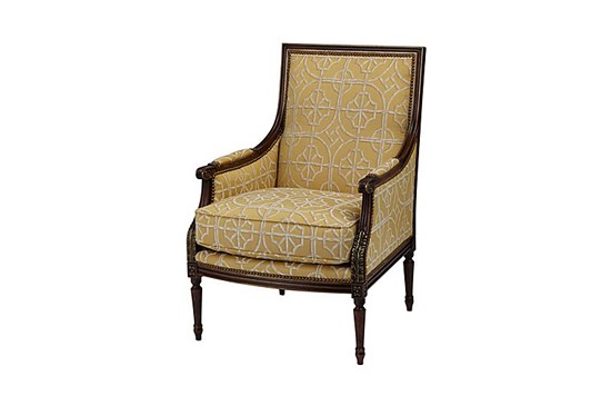 One Kings Lane Sunglow Armchair