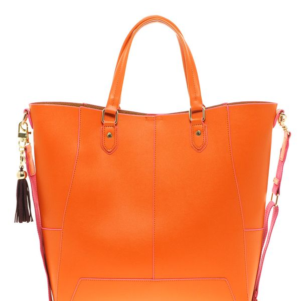 Paul's Boutique  Leather Stella Shopper