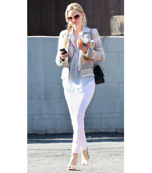 See How Stylish Stars Are Wearing Ladylike Jackets