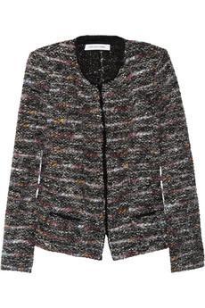 Etoile Isabel Marant Monty Boucle-Tweed Jacket