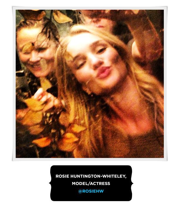 Rosie Huntington-Whiteley, Model/Actress